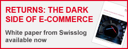 Swisslog White Paper | RETURNS : The Dark Side Of E-Commerce