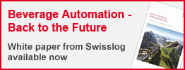 Swisslog White Paper | Beverage Automation - Back to the Future